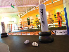 everroll® gym flooring in the Roko Chiswick in England