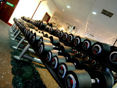 everroll® Fitnessboden in Sheffield