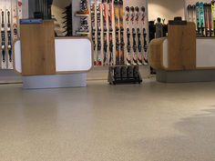 everroll® sports flooring in Kaprun, Austria
