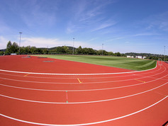 Regupol® tartan synthetic running track in Lohmar