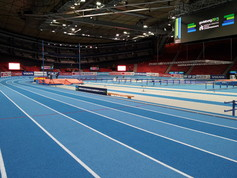 Regupol® synthetic running track in Sweden