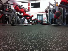 everroll® gym flooring in the snap fitness in Australia