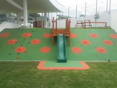 Safety flooring playfix® in Costa Rica