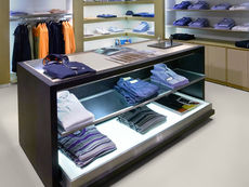 decoelast is ideal for use in the retail sector