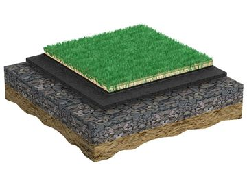 Layer Model Regupol® SP for Sand/Rubber-Filled Artificial Turf