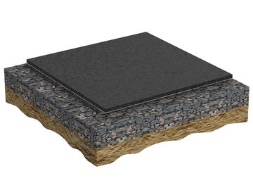 Layer Model regutex LB for Unfilled Artificial Turf