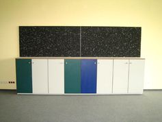 Primary School in Muenster with everroll® as pinboard