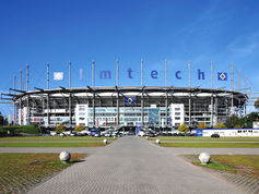 Imtech Arena Hambourg, Allemagne