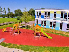 playfix® safety flooring (school playground)