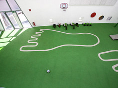 playfix® seamless safety flooring