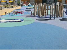 playfix® safety surfacing as a design flooring