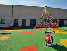Safety flooring playfix® at Weserpark, Bremen