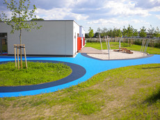 playfix® safety surface as path