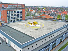 Vibration Insulation of Heliports