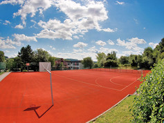 Game Court in Finnentrop, Germany.