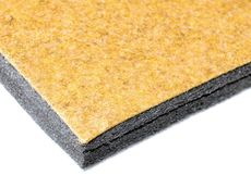 Colour Amber - BSW floorworks Sports Mats for floor Exercises