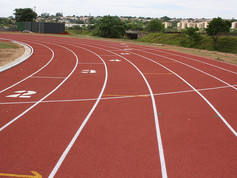Regupol® AG at the Centro de Atletismo Cabo Alcides in Bauru, Brazil.