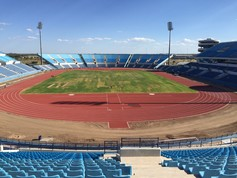 Stadium, Francistown, Botswana