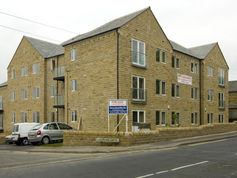 luxury apartment, Idle, West Yorkshire, United Kingdom