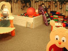everroll®, elastic flooring - Indoor playground in Winterberg