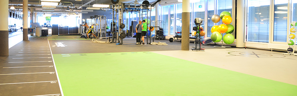 everroll® Gym Flooring - Indoor Flooring BSW Berleburger Schaumstoffwerk GmbH