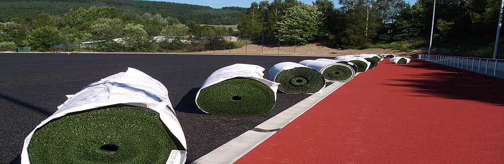 REGUPOL® Elastic Shock Pads for Artificial Turf BSW Berleburger Schaumstoffwerk GmbH