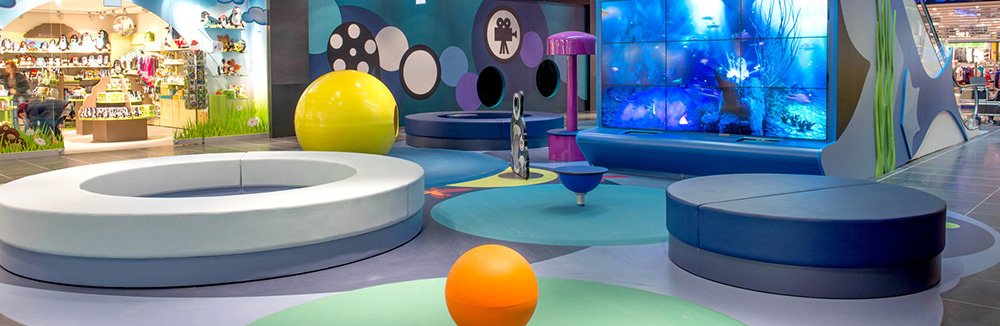 playfix® indoor Safety Surfacing BSW Berleburger Schaumstoffwerk GmbH