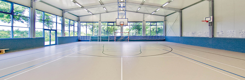 Sports Flooring for Indoor Facilities REGUPOL BSW GmbH