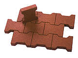 Regupol® Interlocking Pavers
